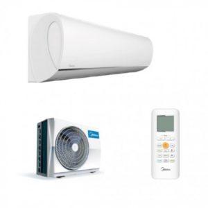climatizzatore-midea-blanc-27-9000-inverter-a-monosplit www.termoidraulica-jolly.it vendita climatizzatori a roma