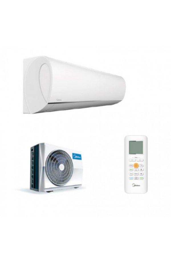 climatizzatore-midea-blanc-27-9000-inverter-a-monosplit a roma termoidraulica jolly