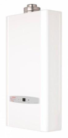 Scaldabagno a gas rinnai continuum 11i per installazione interna - Installazione scaldabagno ...