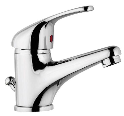 miscelatore lavabo oioli serie easy a roma termoidraulica jolly