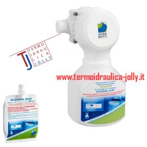 dosatore minidos pm008 pompa anticalcare per acquasil 20 40 termoidraulica jolly a roma