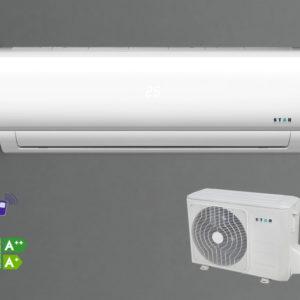 Climatizzatore Star Atlantic A7 monosplit a roma presso termoidraulica jolly zona tiburtina
