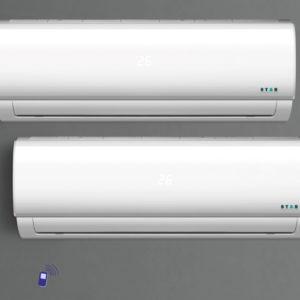 Climatizzatore Star Atlantic A7 multi split a roma presso termoidraulica jolly zona tiburtina