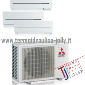 climatizzatore mitsubishi electric trial split a roma www.termoidraulica-jolly.it zona tiburtina