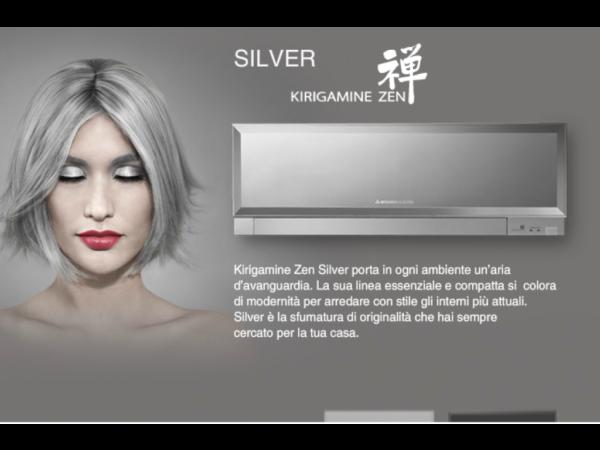 kirigamine zen silver argento www.termoidraulica-jolly.it a roma