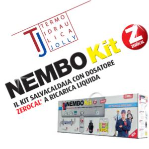 Nembo Kit Gel Z SALVACALDAIA CON DOSATORE ZEROCAL a roma