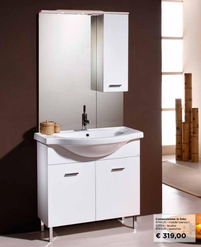 modello ALEX 750 promozione mobili bagno