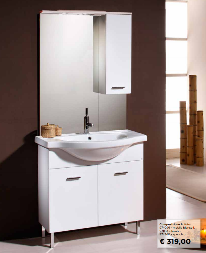Show room arredo bagno - Produttori mobili bagno ...