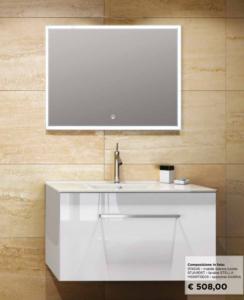 modello ROMINA 900 promozione mobili bagno