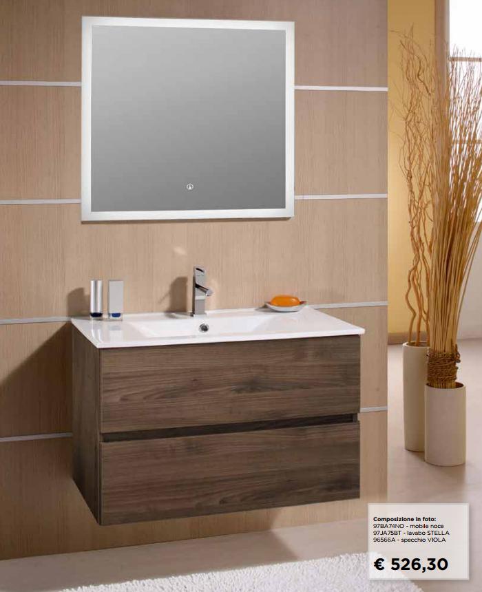 modello ROXY 800 promozione mobili bagno