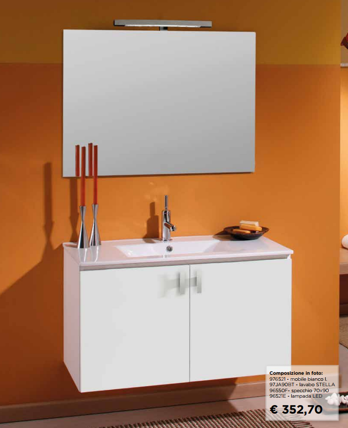 Aziende mobili bagno finest arredo bagno disabili uc with for Aziende di mobili