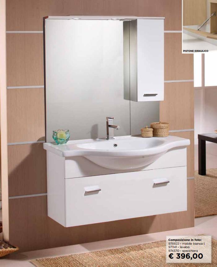 modello SARA 1050 promozione mobili bagno