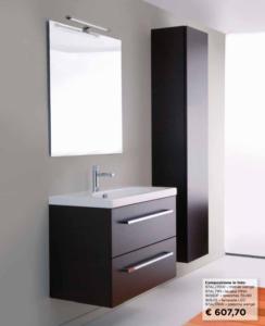 modello living 700 promozione mobili bagno